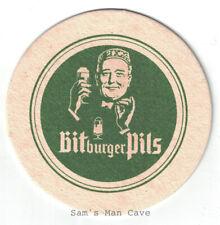 Bitburger Pils Beer Coaster