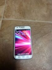 White Samsung  Galaxy S 2 T Mobile