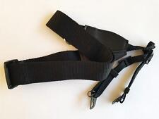 KOOD WIDE STRAP SHOULDER NECK BLACK FOR BINOCULAR SLR DSLR