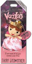 "Watchover VOODOO DOLL Keychain, FAIRY GODMOTHER, Dreams Granted, 3"" Tall"