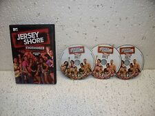 Jersey Shore Season One Uncensored DVD  ( 1 First ) MTV