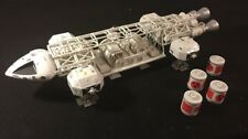 MPC Space 1999 Eagle Transporter With Cargo Pod Model 1/48 - BUILT + LIGHTING