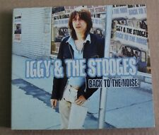 Iggy Pop & The Stooges, back to the noise, 2CD