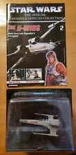 Sealed Star Wars X-Wing DeAgostini Collectors Model