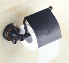 Oil Rubbed Bronze Wall mounted bathroom toilet tissue Paper roll holder fba476