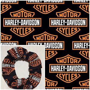 Scrunchie Harley Davidson