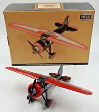 HARLEY-DAVIDSON DIE CAST 1932 LOCKHEED VEGA 5B HIGHWING AIRPLANE COIN BANK