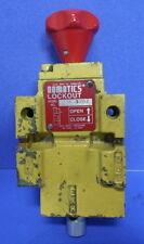 Numatics Lockout Mvl-30S01 *Pzb*