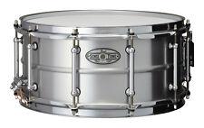 Pearl 14x6.5 Beaded Seamless Aluminum Sensitone Snare Drum - Video Demo