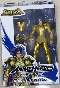 Saint Seiya Knights of the Zodiac Anime Heroes Gemini Saga