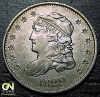 1829 Capped Bust Half Dime R5 V11 LM9  --  MAKE US AN OFFER!  #O5690
