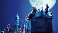 Movie The Secret Life of Pets 2 Silk poster 24 X 14 inch wallpaper