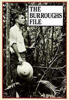 The Burroughs File , Burroughs, William S.