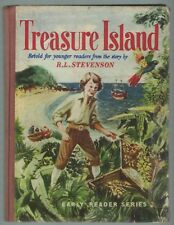 Treasure Island R L Stevenson Hampster Books Early Reader Series 2 G- Condition