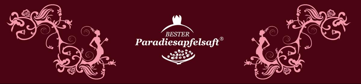 BESTER Paradiesapfelsaft