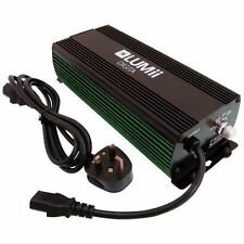LUMii 600-Watt Electric Eco Digital Dimmable Hydroponics X1 Ballast Grow Light