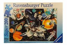 Ravensburger Space Voyage Puzzle 1997. 200 piece. 19 x 14.NEW FACTORY SEALED
