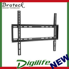 "Brateck Economy Ultra Slim Fixed TV Wall Mount for 32""-55"" LED, 3D LED, LCD TVs"