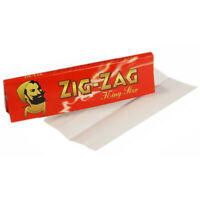 1 / 2 / 5 / 10 / 20 Zigzag Red Kingsize Rolling Papers Zig Zag - Free UK Del