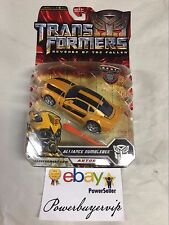 NEW Transformers Movie ROTF NEST Battle Autobot Deluxe Alliance Bumblebee Figure