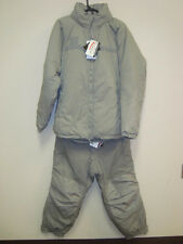 ARMY ISSUED PRIMALOFT L7 GEN III EXTREME COLD WEATHER JACKET & PANTS LR NWT