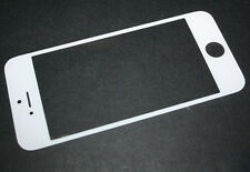 High Quality White iPhone5 Outer Front Screen Glass-Digitizer Cover Replacement