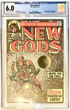 New Gods #1 (1971) DC Comics CGC 6.0 Movie Soon!