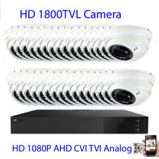 32Ch 1080P Tvi 2Mp Dvr 1800Tvl Ir Cut 36Ir Varifocal Security Camera System 2