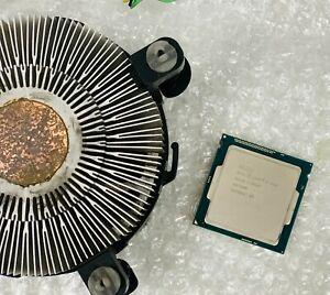Intel Core i5-4460 3.20GHz Quad-Core SR1QK LGA1150 CPU Desktop Processor + Heats