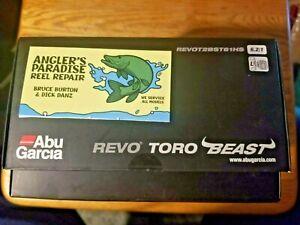 Abu Garcia Revo Toro Beast T2 BST 61HS