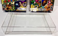 1 Box Protector For MARIO PARTY 6 7  Nintendo Gamecube  Custom Display Case NTSC