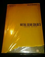 METAL GEAR SOLID 3 SNAKE EATER RAH CROC CAP BIG BOSS 1/6 FACTORY SEALED MEDICOM
