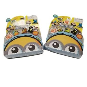Despicable Me 3 Mineez Series Minions 6 Pack With Mystery Minions Lot of 2 Packs