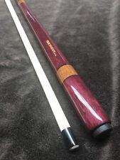 Break Cue : Thor Hammer By Joss In Purpleheart 20.45 Ounces