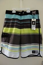 RIP CURL BOYS BOARD SHORTS - NEW TAGS - SIZE 29 REGULAR SURF SWIMMERS BEACH TOGS