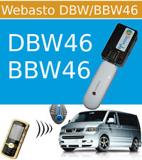 Teléfono móvil GSM mando a distancia para calefacción stand (USB) webasto bbw46/dbw46