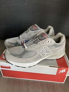 New Balance 990v3 Gray Size 13 D 990 M990GL3 Made In USA Brand New With Box