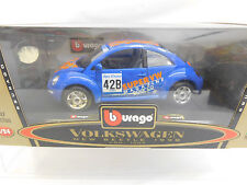 eso-9368	Bburago 1:24 VW New Beetle(1998) Metall,sehr guter Zustand,