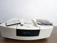 "BOSE WAVE ""AWRC3P"" MUSIC-SYSTEM RADIO/CD MP3 ALARM AUX BLUETOOTH / TOP ! #L44"