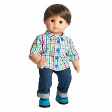 Brand New American Girl Boy Doll Bitty Twin Boy Doll 15""