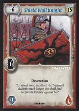 Warlord CCG - Warlord Saga of the Storm: Shield Wall K. => CE Promo BlueTitle !