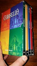 4 DVD CAROSELLO IN COFANETTO