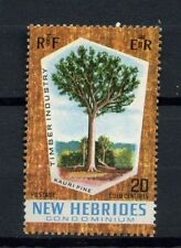 New Hebrides English 1969 SG#135 Timber Industy MNH #A11413