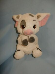 "Disney Parks Babies Moana PUA Pig 10"" Plush Animal no blanket"
