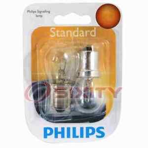 Philips Front Fog Light Bulb for Honda Civic del Sol 1993-1997 Electrical ex