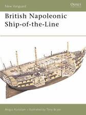 New Vanguard: British Napoleonic Ship-of-the-Line 42 by Angus Konstam (2001, Pa…