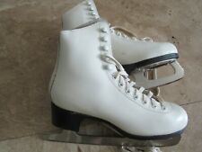New listing Womens size 5 L.L. Bean leather ice, figure skates