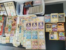 ⚠️ OLD VINTAGE CARDS ONLY! ⚠️ Pokémon Authentic Lot From Huge Collection WOTC