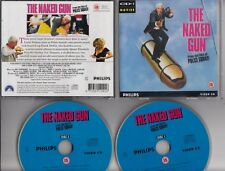 THE NAKED GUN  PHILIPS DOUBLE VIDEO-CD -DVD