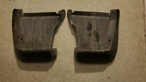 OEM 04-05 Acura TSX rear mudguard set Splash Guards Mud Flaps